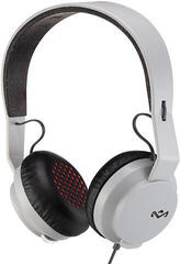 House of Marley Roar On-Ear Headphones with Mic Grey