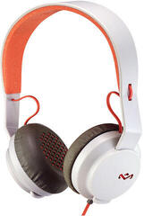 House of Marley Roar On-Ear Headphones with Mic Pink