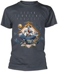 Devin Townsend Project Lower Mid Tier Prog Metal T-Shirt Grey