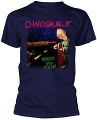 Dinosaur Jr. Where You Been T-Shirt XL