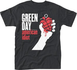 Green Day American Idiot T-Shirt Black