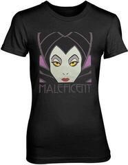 Disney Maleficent Womens T-Shirt Black