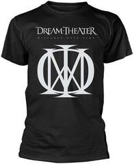 Dream Theater Distance Over Time Logo Black
