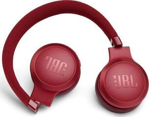 JBL Live400BT Red