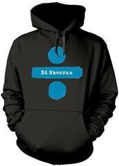 Ed Sheeran Divide Logo Hooded Sweatshirt M