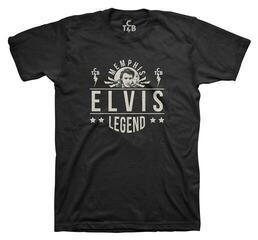 Elvis Presley Legend T-Shirt XXL