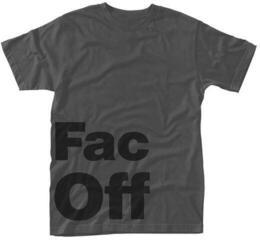 Factory 251 Fac Off T-Shirt Grey