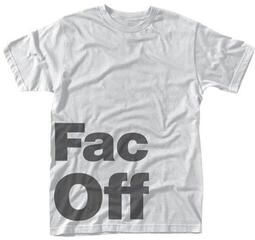 Factory 251 Fac Off T-Shirt White