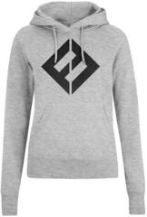 Foo Fighters Equal Logo Girls Womens Hooded Pouch Sweat M