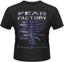 Fear Factory Demanufacture T-Shirt Black