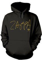 Frank Zappa Apostrophe Hooded Sweatshirt L