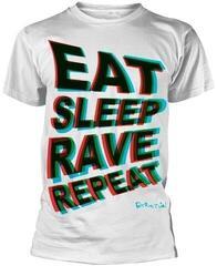 Fatboy Slim Eat Sleep Rave Repeat Zenei póló
