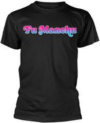 Fu Manchu Mudflap Girl T-Shirt Black
