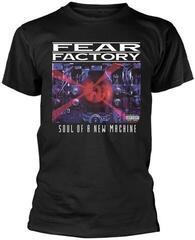 Fear Factory Soul Of A New Machine T-Shirt Black