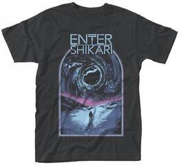 Enter Shikari Sky Break T-Shirt Black