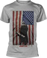 Johnny Cash American Flag T-Shirt L
