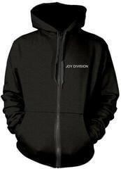 Joy Division Unknown Pleasures Hooded Sweatshirt Zip Black