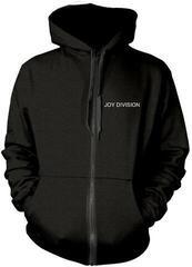 Plastic Head Joy Division Unknown Pleasures Hooded Sweatshirt Zip Black