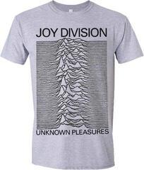 Joy Division Unknown Pleasures T-Shirt Grey