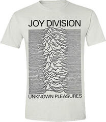 Joy Division Unknown Pleasures T-Shirt White