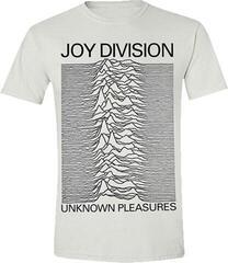 Joy Division Unknown Pleasures White T-Shirt L