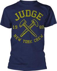 Judge Hammers Midnight T-Shirt Purple