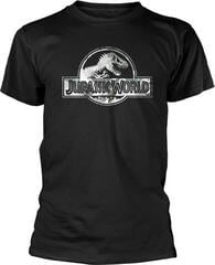Jurassic World Logo T-Shirt Black