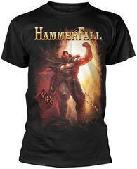 Hammerfall Dethrone And Defy T-Shirt Black