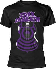 Zakk Wylde Zakk Sabbath Guitar T-Shirt Black