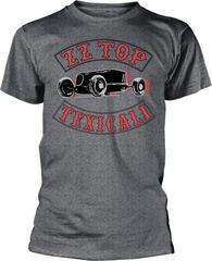 ZZ Top Texicali T-Shirt Dark Grey