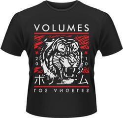 Volumes Tiger Hudební tričko