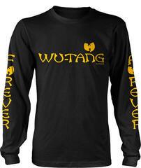 Wu-Tang Clan Logo Schwarz