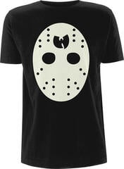 Wu-Tang Clan White Mask T-Shirt Black
