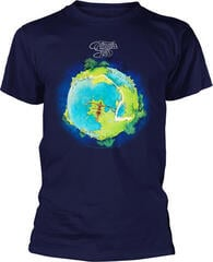 Yes Fragile T-Shirt Dark Blue