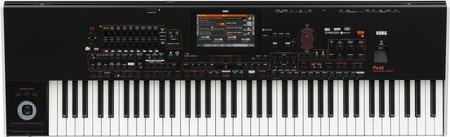 Korg Pa4X Professional Arranger 76 Keys