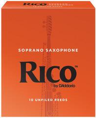 Rico 1.5 soprano sax