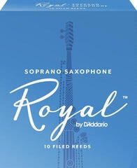Rico Royal 3 soprano sax