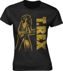 T. Rex (Band) Guitar Black