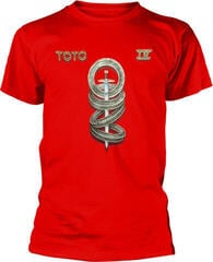 Toto IV T-Shirt Red