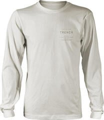 Twenty One Pilots Rose Long Sleeve Shirt White