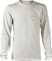 Twenty One Pilots Rose Long Sleeve Shirt White