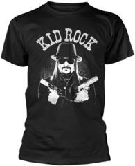 Kid Rock Crossed Guns T-Shirt Black