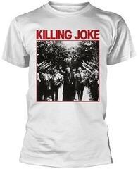 Killing Joke Pope White T-Shirt L