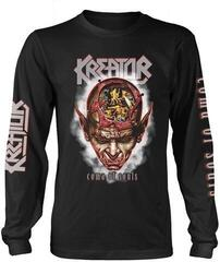 Kreator Coma Of Souls Long Sleeve Shirt Black