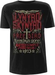 Lynyrd Skynyrd Freebird 1973 Hits T-Shirt L
