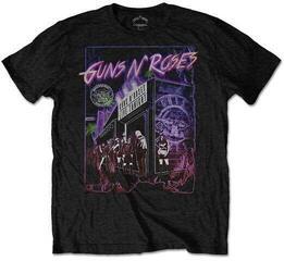 Guns N' Roses Unisex Tee Sunset Boulevard L