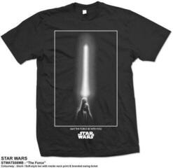 Star Wars Unisex Tee The Force Black
