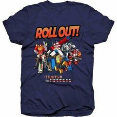 Hasbro Transformers Roll Out Zenei póló