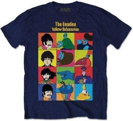 The Beatles Unisex Tee Yellow Submarine Characters L