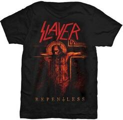 Slayer Unisex Tee Crucifix Black